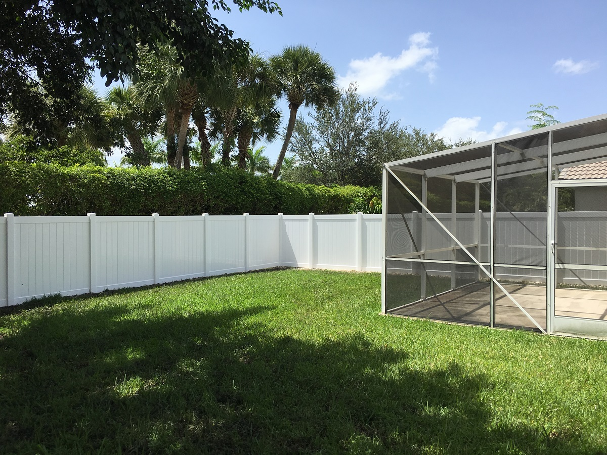 common types of fence installations glendale az