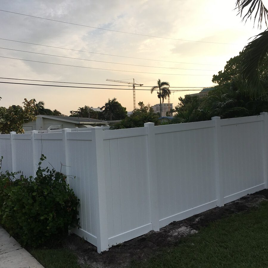 best pvc fencing contractors in glendale