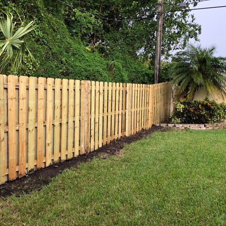 residential fence repair glendale
